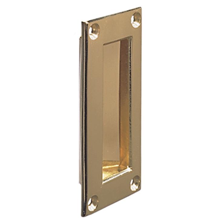 Hafele 910 37 035 Flush Pull For Sliding Doors 68 5