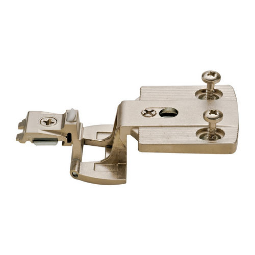 Hafele 344.06.900 Single Pivot Institutional Hinge Arm, Aximat 300, Grade 1 with Expanding Dowels