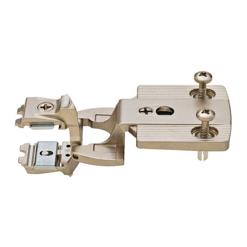 Hafele 344.06.902 Single Pivot Institutional Hinge Arm, Aximat 300, Grade 1 with Expanding Dowels