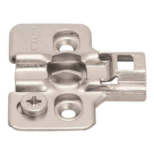 Hafele 315.98.502 Mounting Plate for Clip-On Hinges