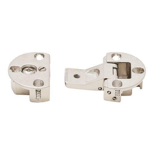 Hafele 342.66.750 Flap Hinge, 3-Way Adjustable and Detachable, A-Series