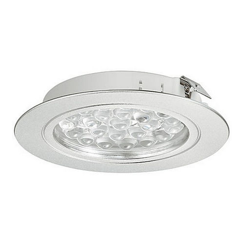 Hafele 833.75.016 Recess Mounted Downlight, Round, Loox LED 3001, 24 V