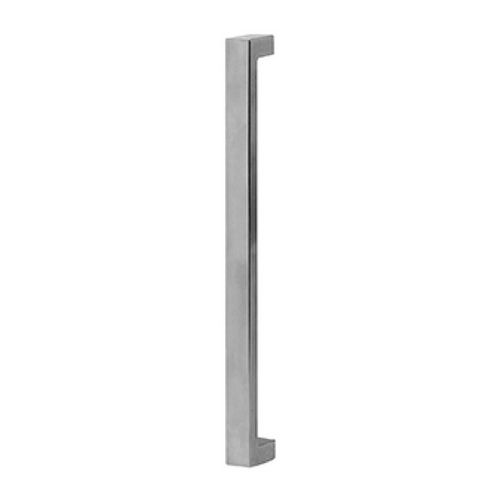 Hafele 903.00.070 Pull Handle with back to back mounting hardware, stainless steel 304, matt, center to center 450mm