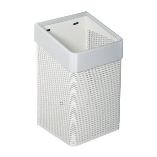 Hafele 988.99.199 Waste Basket, Free Standing or Wall Mounted