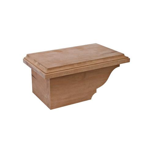 Hafele 634.29.006 Cabinet Foot, Traditional, 4