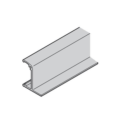 Hafele 940.43.630 Clip panel, For running track, for integration in suspended ceilings