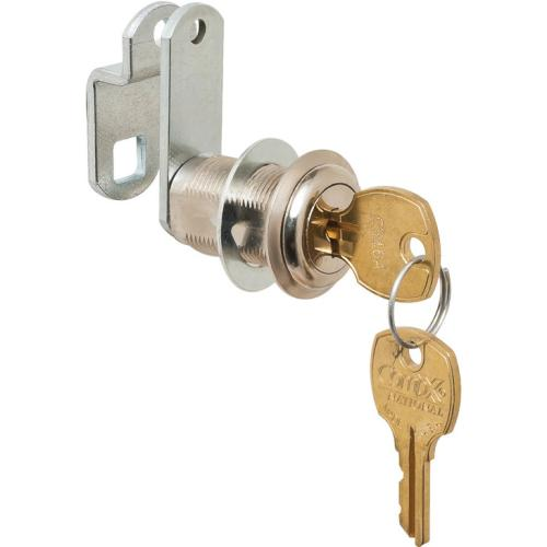 Hafele 235.10.628 Cam Lock, C8053 Series, Master Keyed, Keyed Different