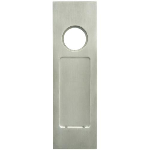 Hafele 911.26.800 Sliding/Pocket Door Lock, Entry with Single Cylinder