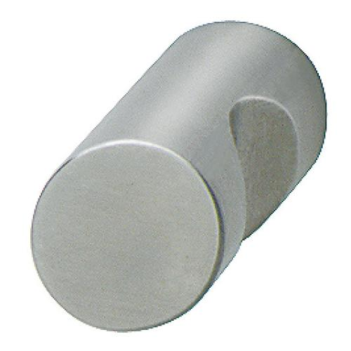 Hafele 491.52.761 Knob, Matt Stainless Steel