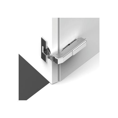 Hafele 348.37.830 Concealed Blind Corner Hinge, Grass TIOMOS, 110° Opening Angle, Overlay Mounting
