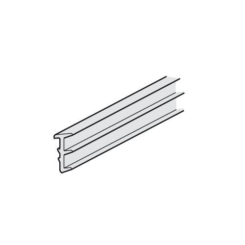 "Hafele 941.00.103 Sealing Profile , for 8 and 10 mm (5/16"" and 3/8"") Glass"