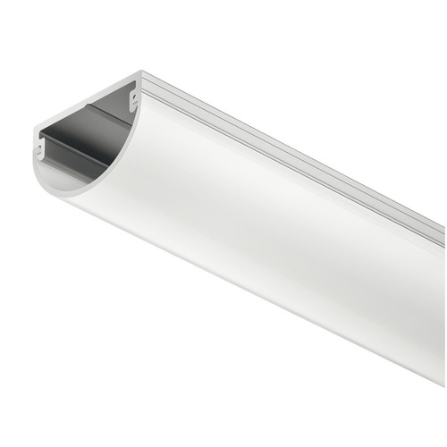 Hafele 833.71.928 Aluminum Profile, for Loox LED Lighting, Surface Mount