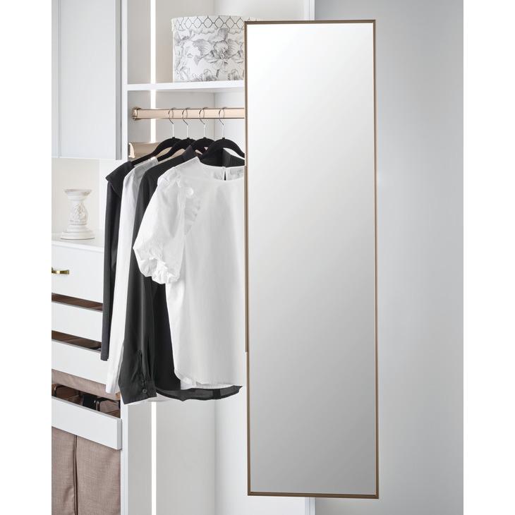 Hafele 805 73 621 Full Rotation Mirror Synergy Elite