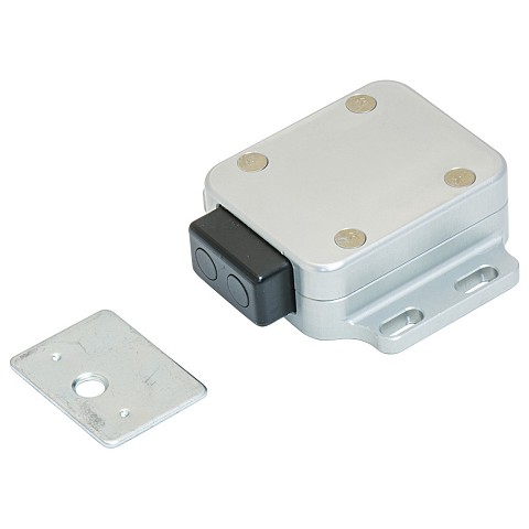 Hafele 245.75.930 Heavy Duty Magnetic Push Latch