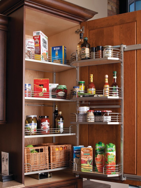 Hafele 545.92.384 Door Tray Set for Tandem Chef's Pantry